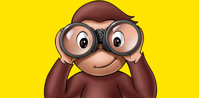 Preschoolers' First Movie: The Delightful, Innocent Monkey Business of CURIOUS GEORGE
