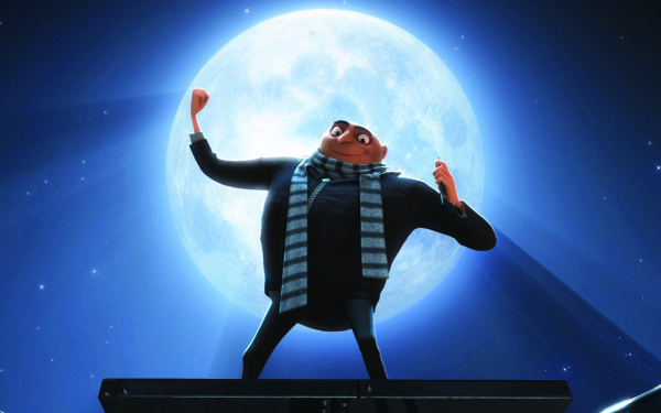 Despicable Me - Gru and the Moon