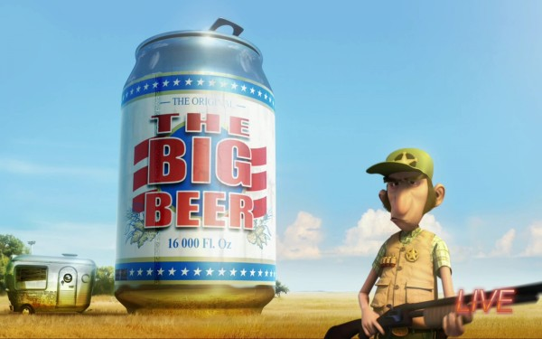 Despicable Me - The Big Beer