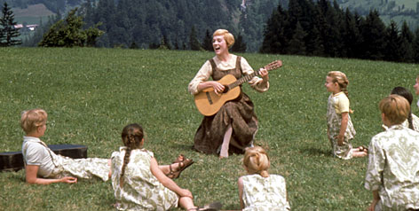 Sound Of Music Do Re Mi