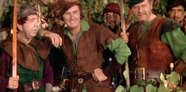 THE ADVENTURES OF ROBIN HOOD:  A Classic Any Kid Can Love