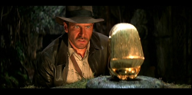 Great Adventures:  Raiders Of The Lost Ark and Indiana Jones And The Last Crusade