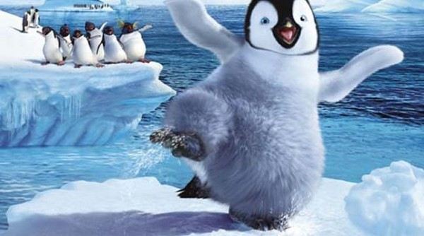 Happy Feet Mumble