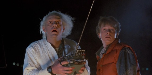 Blow Their Minds With Time Travel:  Back To The Future and Bill & Ted's Excellent Adventure